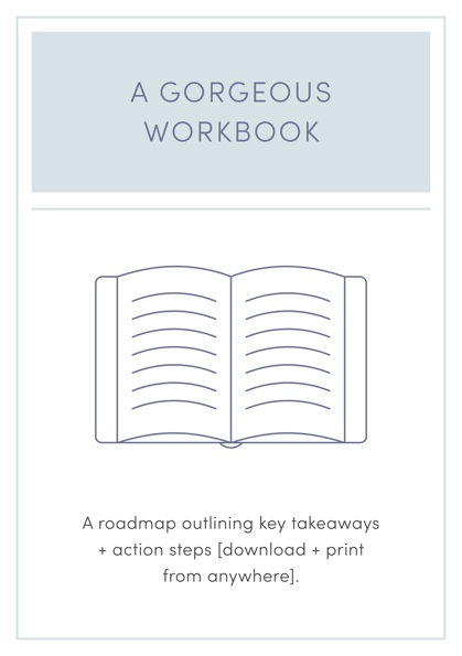 the table - workbook